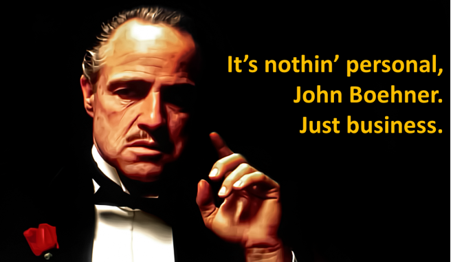 godfather john boehner meme