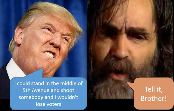 TrumpManson
