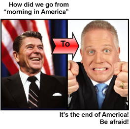 Reagan to Beck