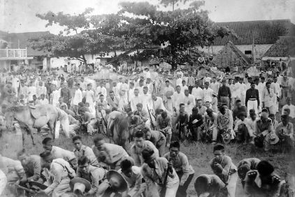 Philippine Concentration Camp
