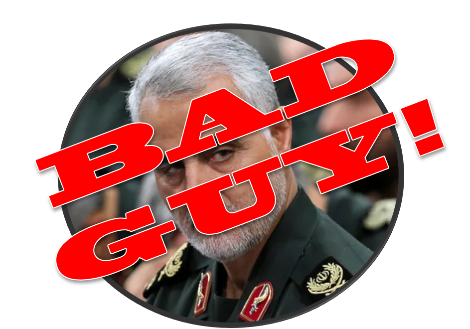 But Soleimani Was a Bad Guy!