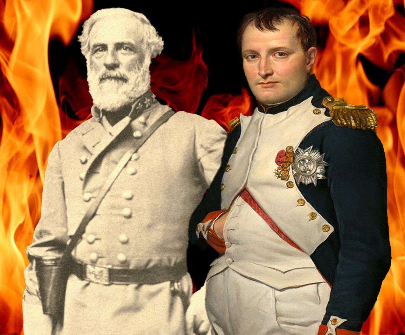 Napoleon, Robert E. Lee and the Cult of Past Personalities